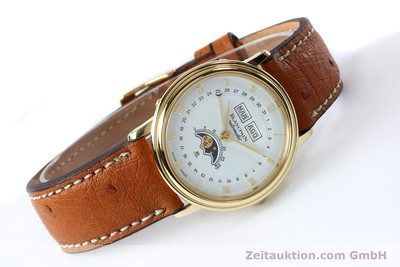 BLANCPAIN VILLERET OR 18 CT AUTOMATIQUE KAL. 953 LP: 15310EUR [152122]