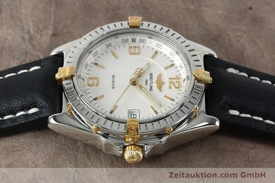 BREITLING WINGS STEEL / GOLD AUTOMATIC KAL. B10 ETA 2892A2 LP: 3930EUR [152125]