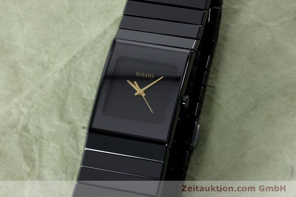 RADO DIASTAR CERAMIC / STEEL QUARTZ LP: 1480EUR  [152132]