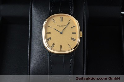 PATEK PHILIPPE ELLIPSE 18 CT GOLD MANUAL WINDING KAL. 215 [152140]