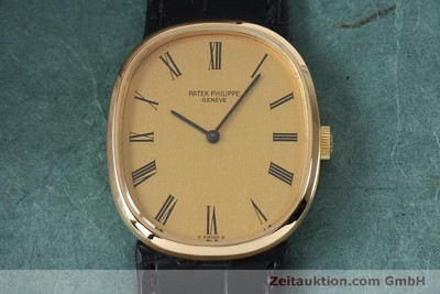 PATEK PHILIPPE ELLIPSE OR 18 CT REMONTAGE MANUEL KAL. 215 [152140]