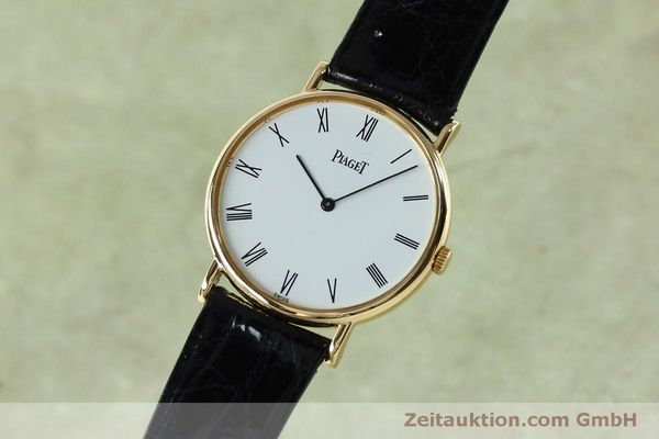 PIAGET 18 CT GOLD MANUAL WINDING KAL. 9P2 [152141]