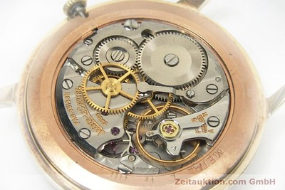 JAEGER LE COULTRE 18 CT GOLD MANUAL WINDING KAL. 800/C VINTAGE [152149]