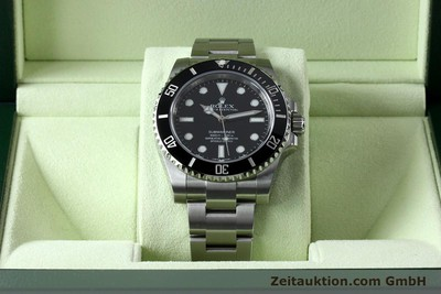 ROLEX SUBMARINER STEEL AUTOMATIC LP: 6000EUR [152164]