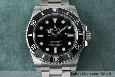 ROLEX SUBMARINER ACIER AUTOMATIQUE LP: 6000EUR [152164]