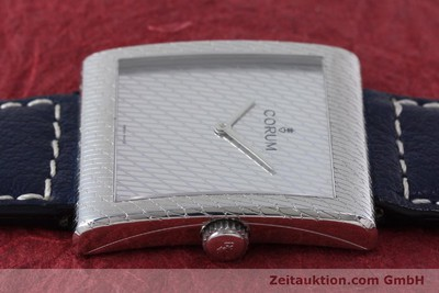 CORUM BUCKINGHAM ACERO CUERDA MANUAL KAL. ETA 7001 [152185]