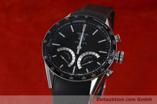 TAG HEUER CARRERA CHRONOGRAPH STEEL QUARTZ KAL. S LP: 2800EUR [152190]
