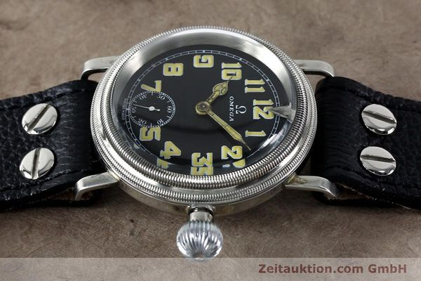 Used luxury watch Omega * steel manual winding Kal. 35.5S Ref. CK 700 AD  | 152198 05