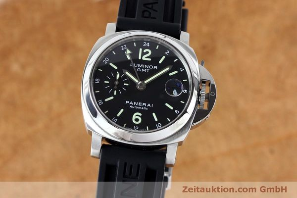 PANERAI LUMINOR GMT ACIER AUTOMATIQUE KAL. ETA A05571 LP: 6600EUR  [152209]