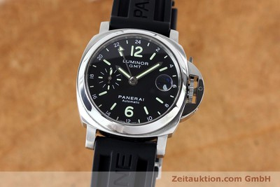 PANERAI LUMINOR GMT AUTOMATIK OP6626 HERRENUHR EDELSTAHL VP: 6600,- EURO [152209]