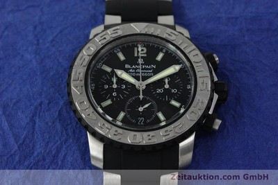 BLANCPAIN FIFTY FATHOMS AIR COMMAND CONCEPT 2000 FLYBACK CHRONOGRAPH VP: 14160,- [152220]