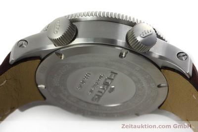 NEU - FORTIS B 47 CALCULATOR GMT AUTOMATIK HERRENUHR 3 ZONEN LP: 2590,- EURO [152224]
