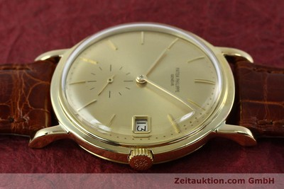 PATEK PHILIPPE CALATRAVA OR 18 CT AUTOMATIQUE KAL. 27-460M [152232]