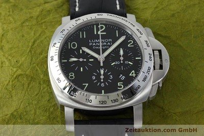 PANERAI LUMINOR CHRONO DAYLIGHT CHRONOGRAPH PAM00196 AUTOMATIK OP6595 VP: 7400,- [152249]