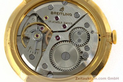 BREITLING GOLD-PLATED MANUAL WINDING KAL. P 330 VINTAGE [152253]