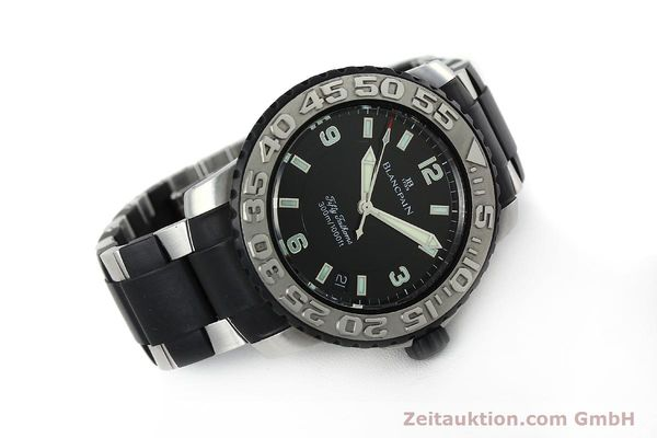 Used luxury watch Blancpain Fifty Fathoms steel automatic Kal. 1151  | 152261 03
