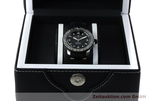Used luxury watch Blancpain Fifty Fathoms steel automatic Kal. 1151  | 152261 07