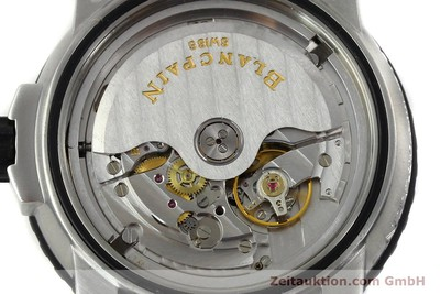 BLANCPAIN FIFTY FATHOMS ACIER AUTOMATIQUE KAL. 1151 LP: 11880EUR [152261]