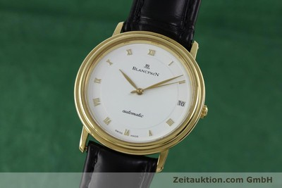 BLANCPAIN VILLERET OR 18 CT AUTOMATIQUE KAL. 9513 LP: 10910EUR [152264]