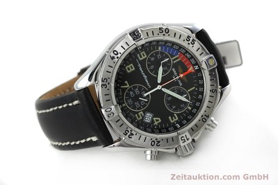 BREITLING TRANSOCEAN YACHTING SHARK CHRONOGRAPH HERRENUHR A53040.1 VP: 2740,- Euro [152267]