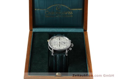 CHRONOSWISS CHRONOGRAPH STEEL / GOLD AUTOMATIC KAL. 732 [152278]