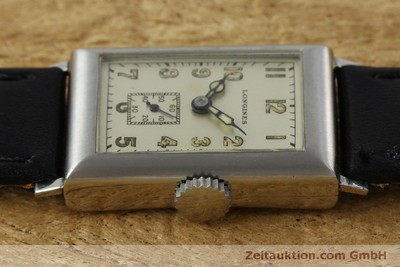 LONGINES STEEL MANUAL WINDING KAL. 25.173 VINTAGE [152287]