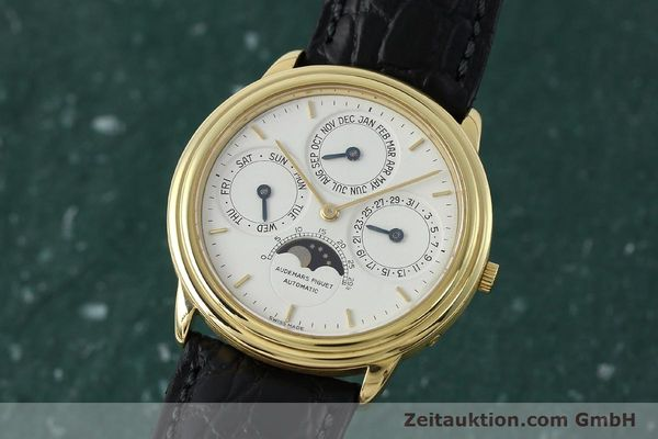AUDEMARS PIGUET EWIGER KALENDER OR 18 CT AUTOMATIQUE KAL. 2120/2 [152293]