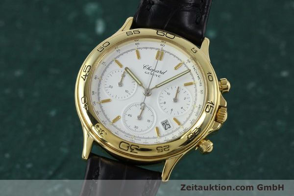 CHOPARD CHRONOGRAPH 18 CT GOLD QUARTZ LP: 15890EUR [152294]