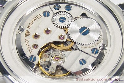 MAURICE LACROIX MASTERPIECE STEEL / GOLD MANUAL WINDING KAL. PESEUX 7046 [152300]