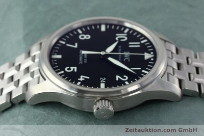IWC MARK XVI STEEL AUTOMATIC KAL. 30110 LP: 5450EUR [152305]