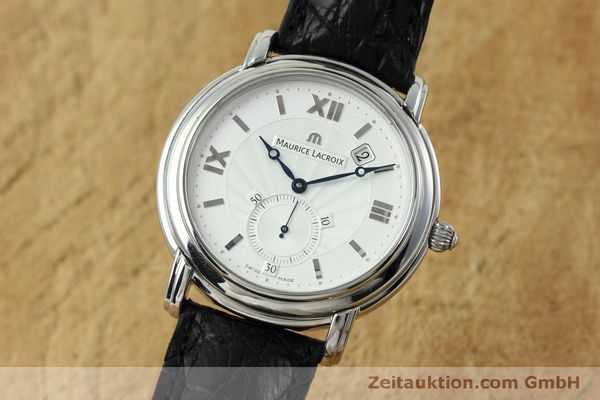 MAURICE LACROIX MASTERPIECE STEEL MANUAL WINDING KAL. ML 101 LP: 2650EUR [152307]
