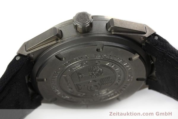 Used luxury watch IWC Ingenieur AMG chronograph titanium automatic Kal. 79350 Ref. 3725  | 152308 12