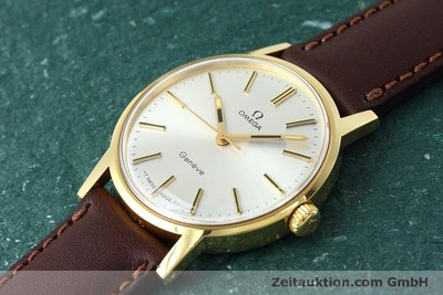 OMEGA GOLD-PLATED MANUAL WINDING KAL. 601 VINTAGE [152313]