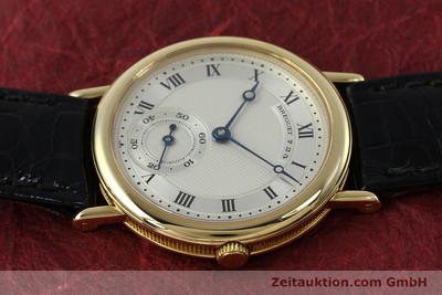 BREGUET CLASSIQUE ORO DE 18 QUILATES CUERDA MANUAL KAL. 818/4 LP: 11700EUR [152325]