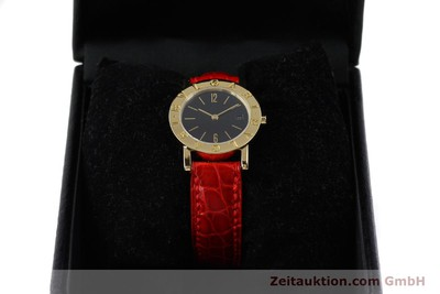 BVLGARI BVLGARI OR 18 CT QUARTZ KAL. ETA 956.112 [152337]