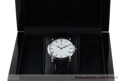 VACHERON & CONSTANTIN 18 CT WHITE GOLD MANUAL WINDING KAL. 1003/2 LP: 28200EUR [152338]