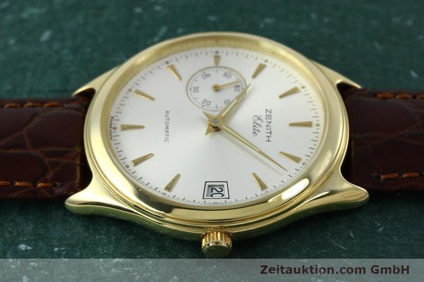 Used luxury watch Zenith Elite 18 ct gold automatic Kal. 680 Ref. 90/30 0040 680  | 152351 05