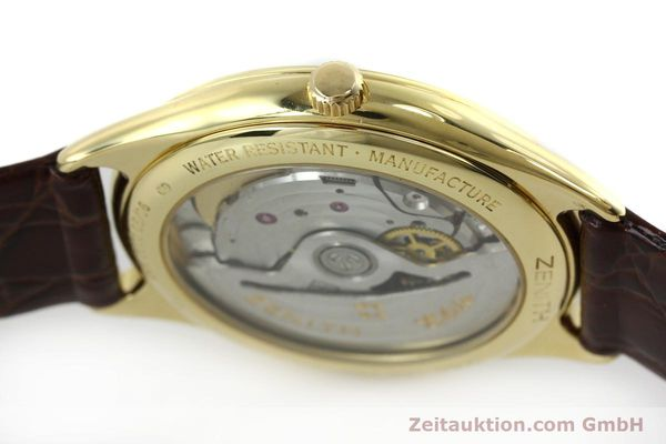 Used luxury watch Zenith Elite 18 ct gold automatic Kal. 680 Ref. 90/30 0040 680  | 152351 08