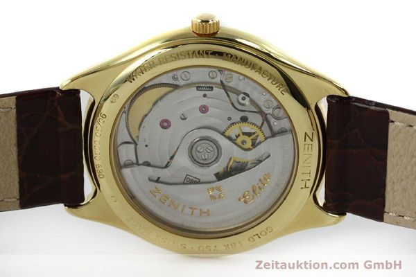 Used luxury watch Zenith Elite 18 ct gold automatic Kal. 680 Ref. 90/30 0040 680  | 152351 09