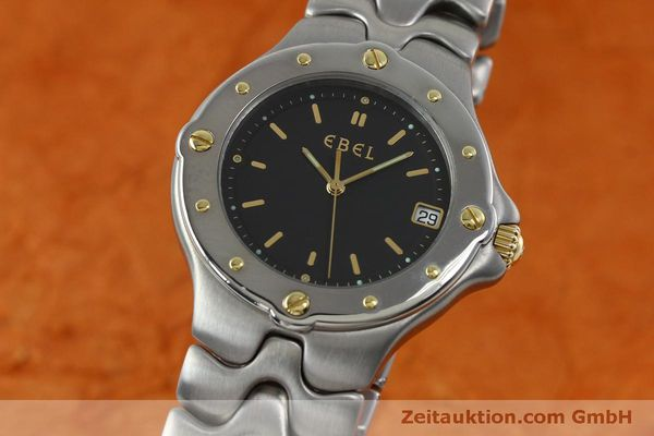 EBEL SPORTWAVE STEEL / GOLD QUARTZ KAL. 187-1 [152352]
