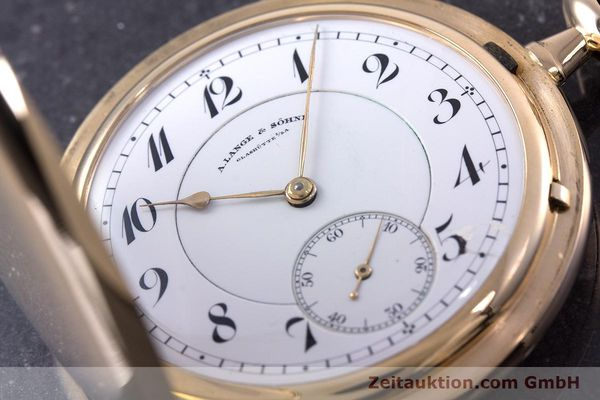 Used luxury watch A. Lange & Söhne ALS Pocket Watch 14 ct yellow gold manual winding Kal. 43  | 152353 02
