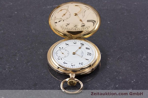 Used luxury watch A. Lange & Söhne ALS Pocket Watch 14 ct yellow gold manual winding Kal. 43  | 152353 05
