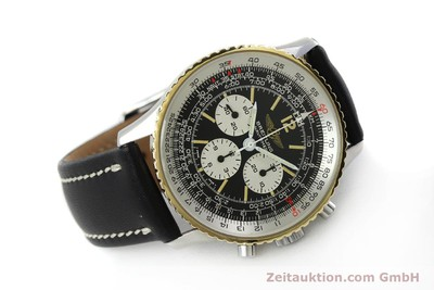 BREITLING NAVITIMER CHRONOGRAPH STEEL / GOLD MANUAL WINDING KAL. LWO 1873 [152369]