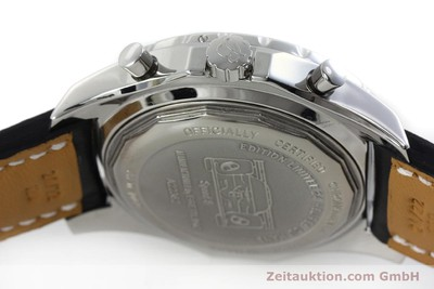 BREITLING BENTLEY CHRONOGRAPH STEEL AUTOMATIC KAL. B22 ETA 2892A2 LP: 7750EUR [152370]
