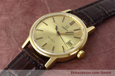 OMEGA GOLD-PLATED MANUAL WINDING KAL. 613 VINTAGE [152373]