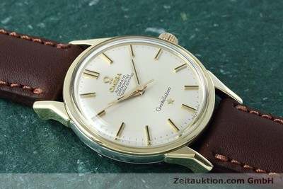 OMEGA CONSTELLATION GOLD-PLATED AUTOMATIC KAL. 551 VINTAGE [152384]