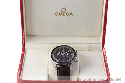 OMEGA MOONWATCH SPEEDMASTER CHRONOGRAPH BROWN CHOCOLATE 1863 VP: 4100,- EU [152399]