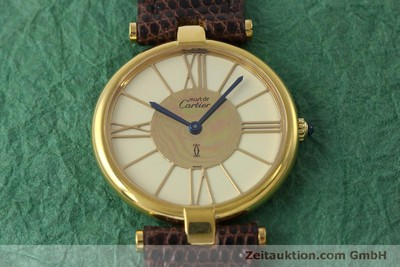 how to find the value of a cartier watch
