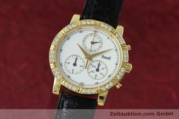 PIAGET OR 18 CT QUARTZ KAL. 202P  [152409]