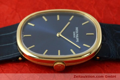 PATEK PHILIPPE ELLIPSE 18 CT GOLD MANUAL WINDING KAL. 215 [152411]